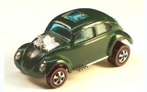 Vintage Hot Wheels Redline Custom Volkswagen