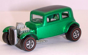 Vintage Hot Wheels Redline Classic '32 Ford Vicky