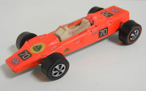 Vintage Hot Wheels Redline Lotus Turbine