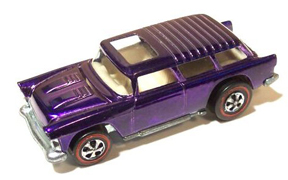 Vintage Hot Wheels Redline Classic Nomad