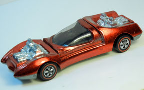 Vintage Hot Wheels Redline Mod Quad