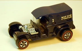 Vintage Hot Wheels Redline Paddy Wagon
