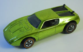 Vintage Hot Wheels Redline AMX2