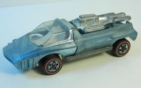 Vintage Hot Wheels Redline Hairy Hauler