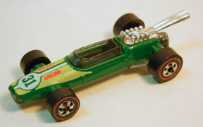 Vintage Hot Wheels Redline Rash 1