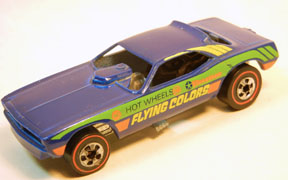 Vintage Hot Wheels Redline Top Eliminator
