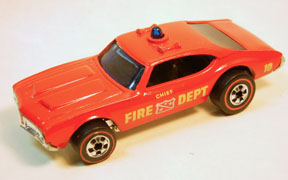 Vintage Hot Wheels Redline Chief's Special