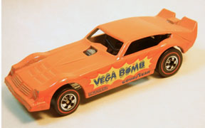 Vintage Hot Wheels Redline Vega Bomb