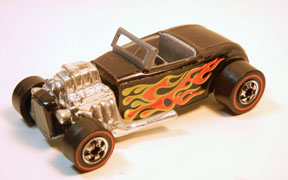 Vintage Hot Wheels Redline Street Rodder