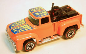 Vintage Hot Wheels Redline 56 Hitail Hauler
