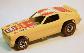 Vintage Hot Wheels Redline Show Hoss 2